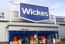 Wickes sees sales rise above pre-pandemic levels