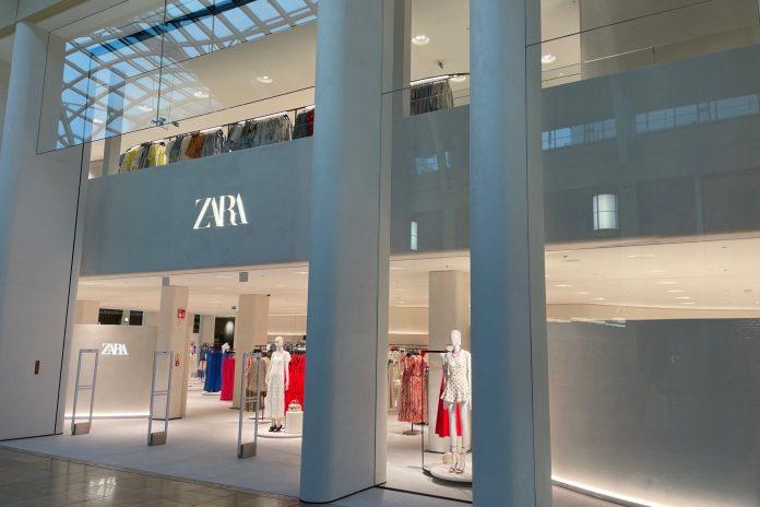 Zara picks Cardiff for new regional concept store