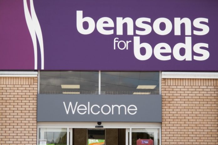 Bensons for Beds unveils key leadership changes