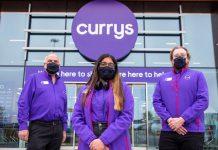 Dixons Carphone online sales double amid Covid-19 pandemic