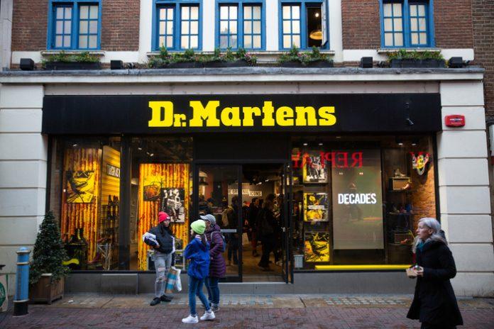 Dr Martens IPO dents profits despite strong sales