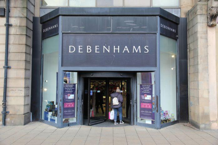 L&G Debenhams