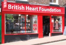 British Heart Foundation appeals for shop volunteers