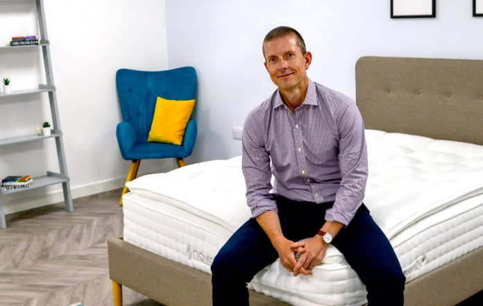 Mattress Online has seen its turnover and earnings increase by over 200 percent in the last year.