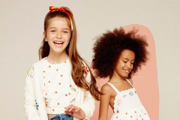 Harvey Nichols is set to stock its first ever children's range from its Leeds Victoria Quarter store next week.