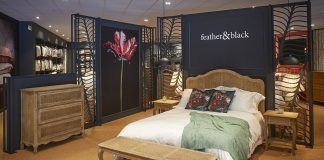 Feather & Black returns to high street with Dreams concessions