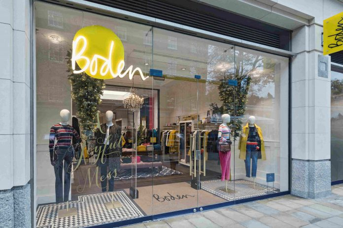 Boden appoints ex-Urban Outfitters exec as new chairman