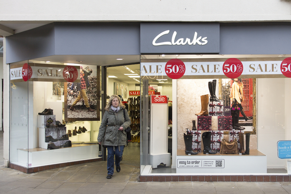 Clarks staff mull strike action amid fire & rehire plans