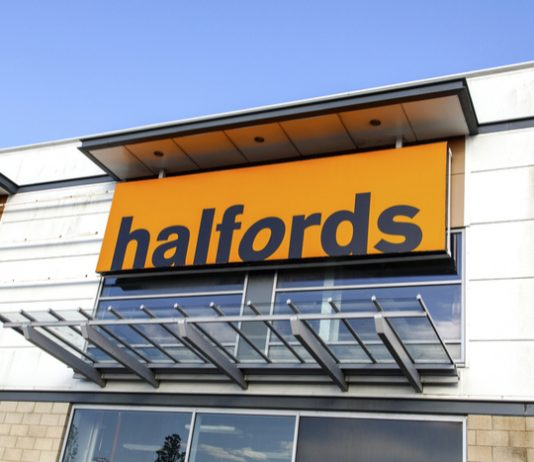 Halfords has records rising profits as results show that its B2B, services and online businesses thrived during the pandemic.