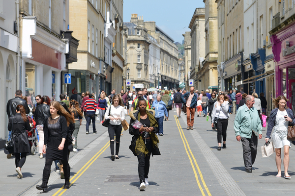 """Retail sales grew continued to grow by three per cent in August thanks to the """"resilience"""" of the grocery sector, but both growth and online sales slowed considerably."""