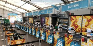 Co-op to turn plastic into fabric at festivals this summer