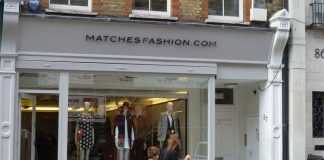 MatchesFashion global fashion director quits