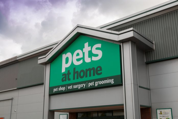 Pets at Home will be closing all retail stores and grooming salons as a thank you to colleagues in recognition of all their hard work.
