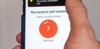 Shop staff should be allowed to work if they are pinged to self-isolate - BRC