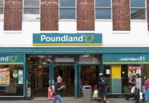 Poundland quarterly like-for-likes skyrockets 21.1%
