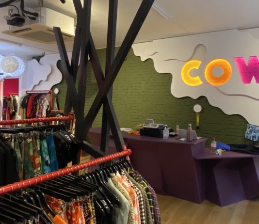 Cow vintage speaks to Retail Gazette on its latest store opening in Seven Dials and how its been trading amid Covid19.