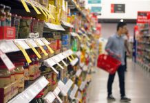 Food price rises drive UK inflation higher in June