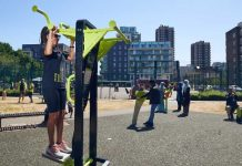 M&S teams up with The Great Outdoor Gym Company to give Sparks customers free or discounted access to its range of exercise classes and health courses.