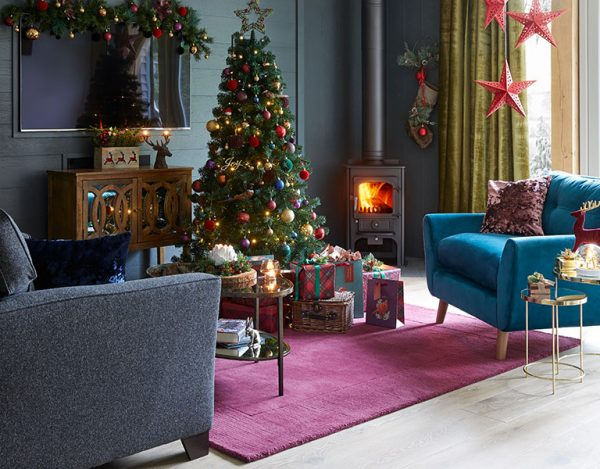 Dunelm has announced it will be ditching glitter this Christmas in a bid to reduce the amount of plastic in its festive range.