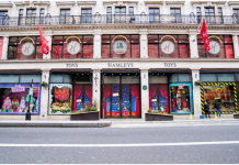 The legendary Regent's Street toy shop Hamleys has revealed its annual top toys list with a selection designed to bring the family together.