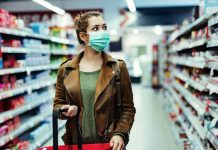 64% adults will keep wearing face masks in shops – ONS