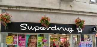 "Superdrug profits slide despite ""essential"" retailer status"