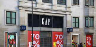 Gap deep dive UK store closures