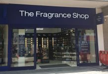 The Fragrance Shop opens 200th store