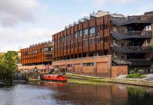 Camden Market opens Hawley Wharf to the public