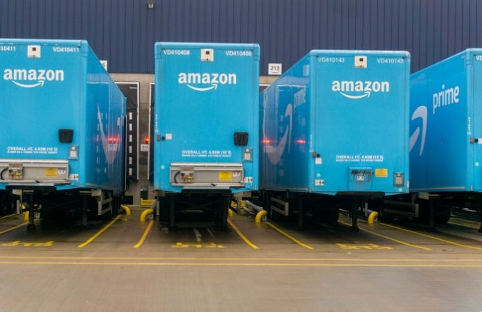 same-day delivery ecommerce online retail Amazon M&S Next Asos