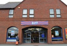 B&M reaches settlement with ex-worker over disability discrimination
