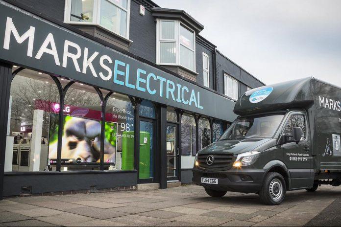 Marks Electrical eyes stock market float