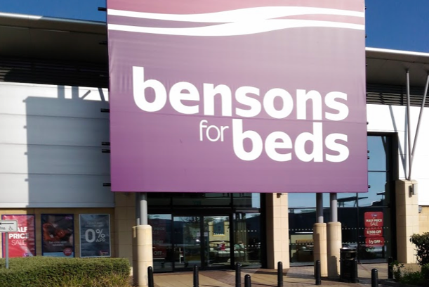 Bensons for Beds accelerates transformation as sales bounce back