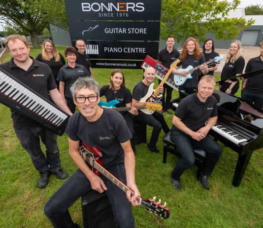 Indie Corner: Bonners eastbourne tony white music small business retailer independent