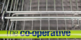 Central England Co-op saw its gross sales decrease from £487.3 million to £477.9 million year-on-year in the six months to 7 August.