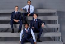 M&S has stopped stocking suits across more than half of its 245 larger-format stores as the retailer responds to the rise in demand for more casual clothing.