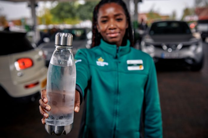 Morrisons offers free water refills to customers at its forecourts