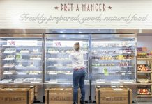 2000 jobs up for grabs as Pret A Manger eyes 100 new stores
