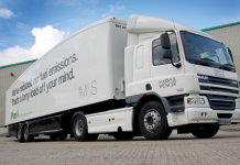 M&S offers new lorry drivers £2000 sign-on bonus