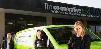 Central England Co-op rolls out one-hour home deliveries service to 100+ stores