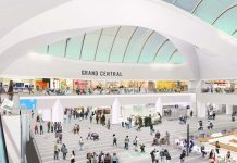 Hammerson has completed the upgrade to the Grand Central shopping centre's New Street Mall in Birmingham.