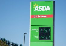 Asda owners to open 300 convenience stores in petrol stations