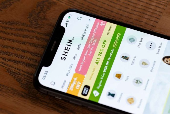 Last May Shein's app became the most downloaded one in the United States and worldwide with 17.5 million downloads.
