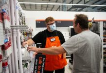 B&Q has opened its latest 'shop within shop' compact B&Q store in Asda Thurmaston, Leicestershire.