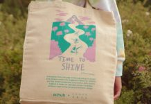 In celebration of the Tokyo 2020 Paralympic Games, schuh are releasing a tote bag created in collaboration with their charity partner, Shape Arts.