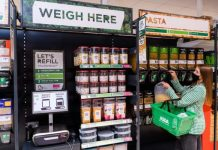 Asda has introduced its first refill store in Scotland featuring an extensive range of branded and own-brand products sold in loose format.