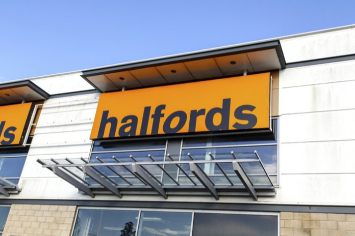 Halfords becomes the first listed retailer to replace locked pay with flexible pay