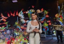 Ted Baker has launched Street Party Sessions, pitched as an immersive, digital first series of performances by British musicians.