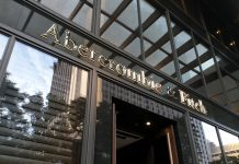 Abercrombie & Fitch unveils new Regent Street store