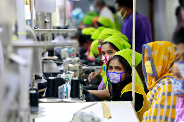 Asos, M&S, John Lewis, Matalan have become some of the first signatories of a new accord for Bangladesh garment workers' safety